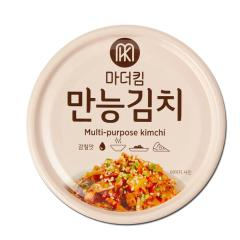 3년간 변함없이 맛있는 캔김치 3종 볶음김치, 썰은김치, 만능김치